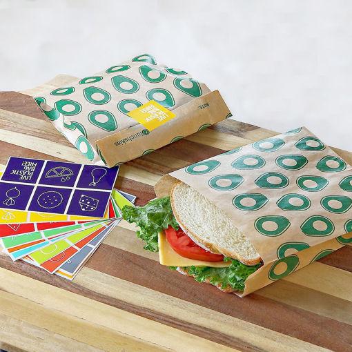 خرید پاکت ساندویچ
