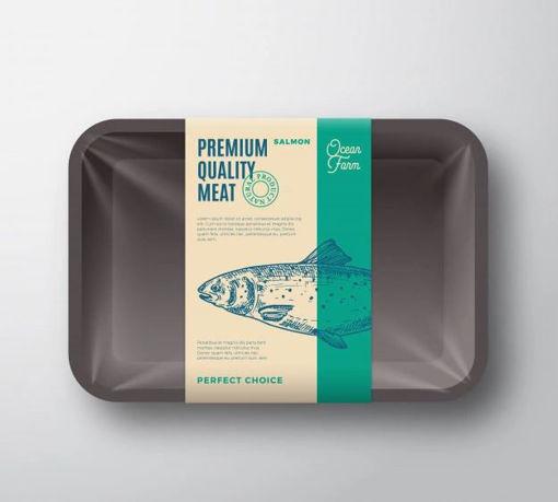 خرید پلاستیک بسته بندی ماهی