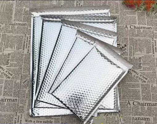 خرید پاکت بسته بندی آلومینیومی